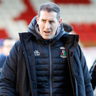 Premiership focus: Gary Haveron is not reading anything into Glentoran's shocking pre-season results. Photo: Aidan O'Reilly/Pacemaker