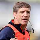 Steadying the ship: Kieran McGeeney deserves praise for keeping Armagh on their feet. Photo: Tommy Dickson/INPHO