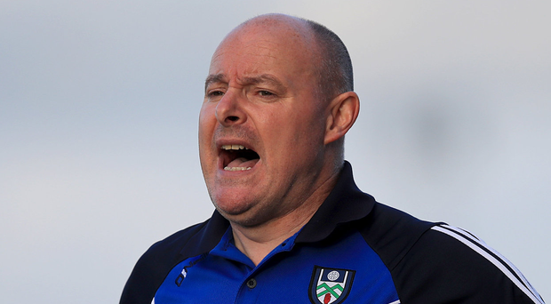 Monaghan manager Malachy O'Rourke. Photo: INPHO