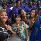 Ladies night: Queen Latifah, Jada Pinkett Smith, Tiffany Haddish and Regina Hall