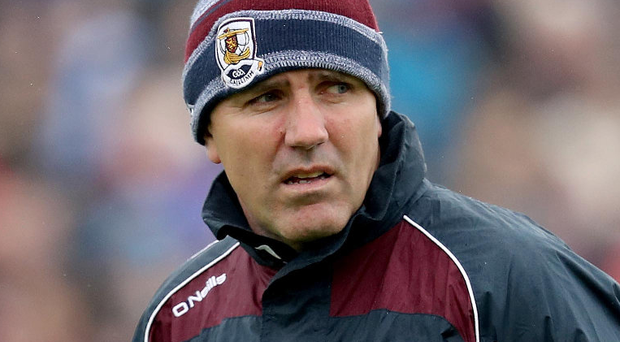 Blasting back: Galway boss Kevin Walsh is hoping to raise the bar after recovering from Connacht final loss to stun Donegal