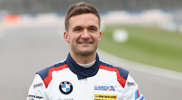 Colin Turkington moved to within two points of the lead in the British Touring Car Championship. Photo: Julian Finney/Getty Images