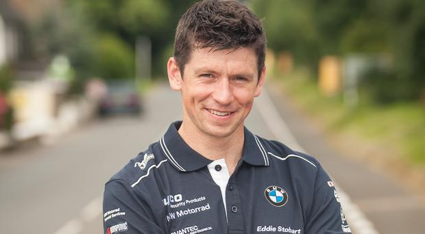 Bring it on: Dan Kneen is relishing his return to the Ulster GP