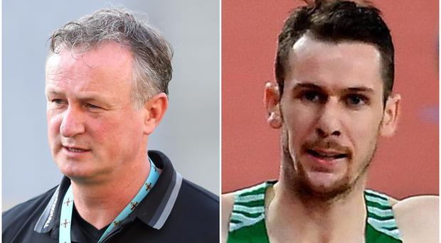Michael O'Neill and Michael McKillop will both play at next week's NI Open Pro-Am.