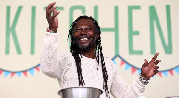 Recipe for success: entrepreneur Levi Roots