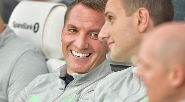 Job well done: Brendan Rodgers