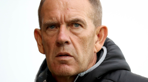 Crunch time: Kenny Shiels knows the next few weeks are crucial. Photo: Ryan Byrne/INPHO