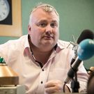 Presenter Stephen Nolan. Photo: Mark McCormick