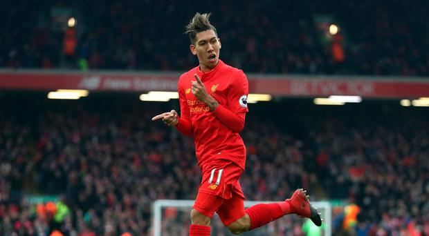 Roberto Firmino joined Liverpool from Hoffenheim in 2015. He spent five years at the German club.