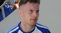 Net gains: Fintan Kelly