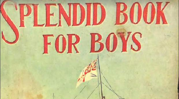 The Splendid Book for Boys