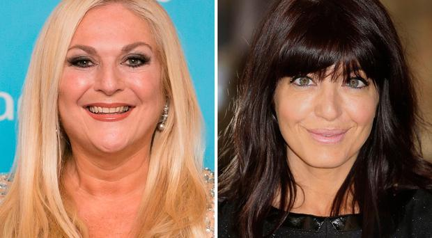 Myers' comments about Vanessa Feltz and Claudia Winkleman were taken as an attack