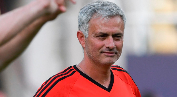 Difficult challenge: Jose Mourinho knows Real Madrid will be a huge step up in the Super Cup
