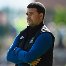 Ambitious aims: David Healy has challenged his Linfield to extend their unbeaten run into 2018