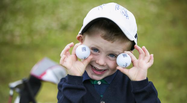 The NI Open kicks off this week in Co Antrim (Picture by Brian Morrison)