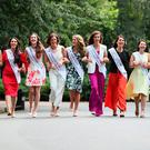 Roses from Ireland and overseas are preparing for their journey to Tralee (Brian Lawless/PA Wire)