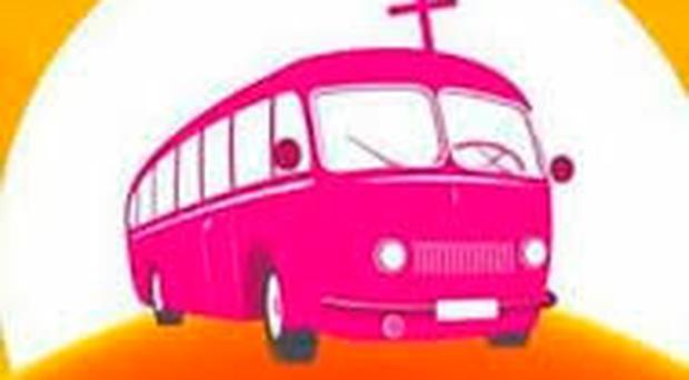 The Holy Holy Bus