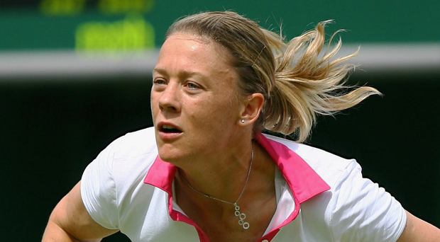 Former Irish Federation Cup player Claire Curran. Photo: Ryan Pierse/Getty Images