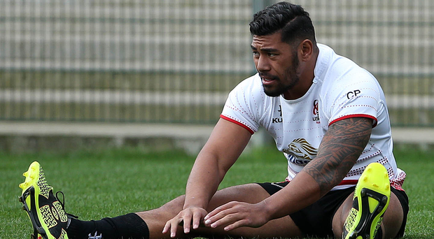 Tough decision: Charles Piutau says he'll miss many things when he leaves Ulster at the end of this season. Photo: Brian Little/Presseye