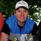 PACEMAKER, BELFAST, 10/8/2017: Steven Lynd who was critically injured in a crash at the Ulster Grand Prix during practice on Tuesday.