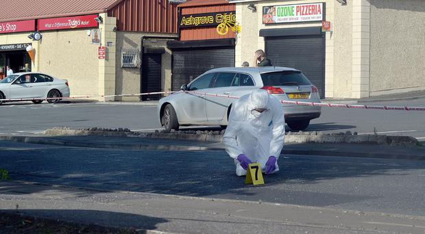 Man charged with attempting to murder two men in Portadown