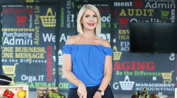 Sweet life: Yvonne Connolly is the ambassador for Lidl NI which will donate 250,000 meals to fight food poverty