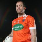 Ciaran McKeever has retired from inter-county football.
