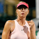In the mix: Maria Sharapova has been given a US Open wildcard. Photo: Lachlan Cunningham/Getty Images
