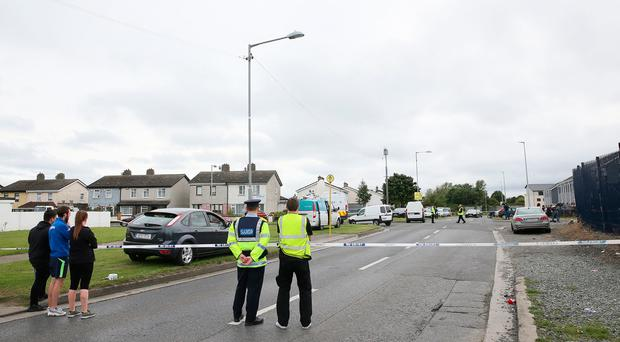 Dublin shooting victims 'not intended target of attack'