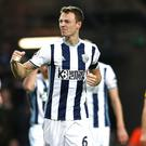 Wanted man: Jonny Evans