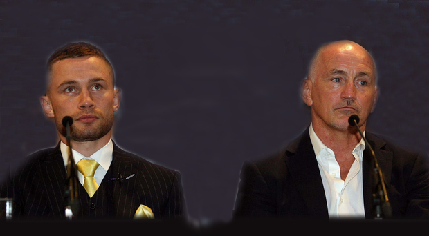 Frampton expected to split from Cyclone