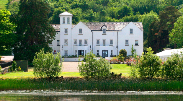 Knockninny Country House is currently being run as a four-star hotel with rooms costing £130 per night