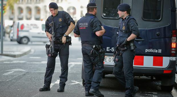 Irish father and his son (5) injured in Barcelona attack