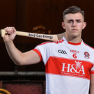 Crunch tie: Ciaran Steele leads Derry U-21s into battle today