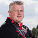 Focused: Mayo boss Stephen Rochford is gunning for glory