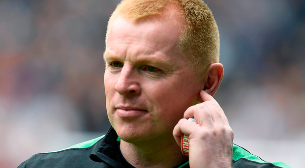 Hibs and former Celtic manager Neil Lennon
