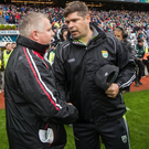 Shake: Eamonn Fitzmaurice and Stephen Rochford