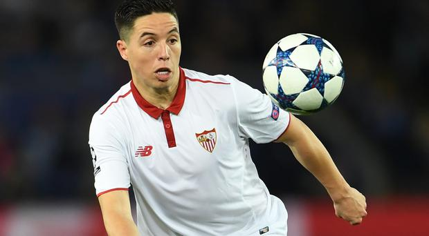 Samir Nasri joins Antalyaspor from Manchester City