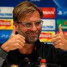 Optimistic: Jurgen Klopp. Photo: Jan Kruger/Getty Images