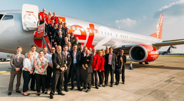 1700 positions created by economy airline Jet2