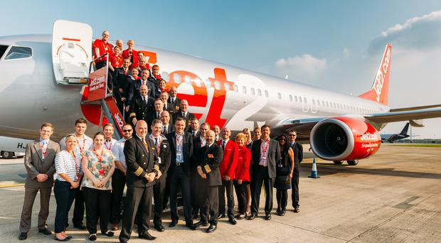 Jet2 is hiring pilots and cabin crew