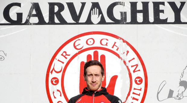 Ready: Colm Cavanagh says Tyrone's preparations for the big match have been spot oncampaign. Photo: Declan Roughan/Presseye