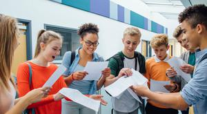 With GCSE results being released today for children across Northern Ireland, parents are being warned that their child's educational status could impact the benefits they receive.