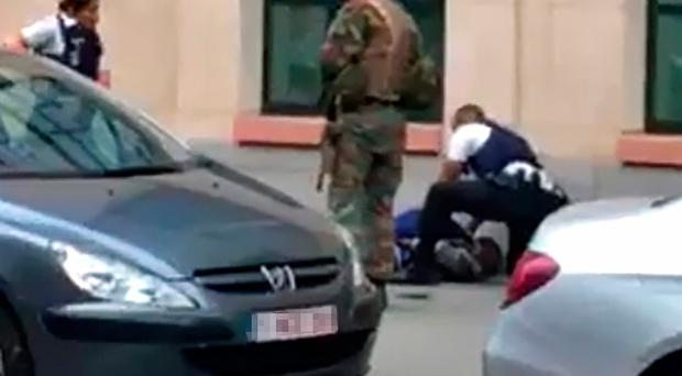Brussels attacker had fake weapon, 2 copies of Quran