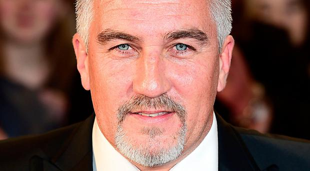 Paul Hollywood. Photo: Ian West/PA Wire