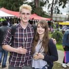 People out at the 2017 Hilden Beer & Music Festival. Sunday 27th August 2017. Picture by Liam McBurney/RAZORPIX