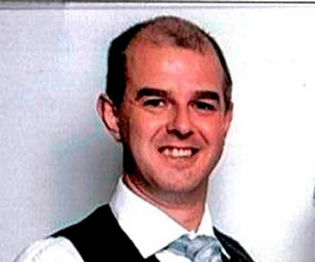 Alan Hawe who murdered his wife and their three sons.
