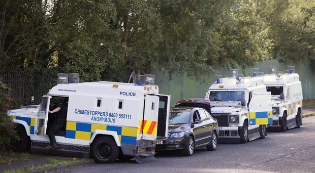 Police search futile after reports in Belfast of children discovering human head