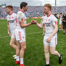 Upbeat stance: Diarmuid Marsden believes Ulster has cause for optimism despite Tyrone's crash. Photo: James Crombie/INPHO