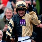 Chances: Ruby Walsh. Photo: Harry Trump/Getty Images